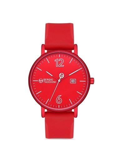 Sergio Tacchini Saat Kırmızı